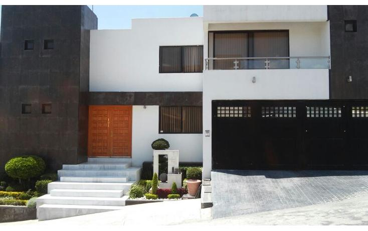 Foto de casa en venta en  , lomas del tecnológico, san luis potosí, san luis potosí, 1374463 No. 01