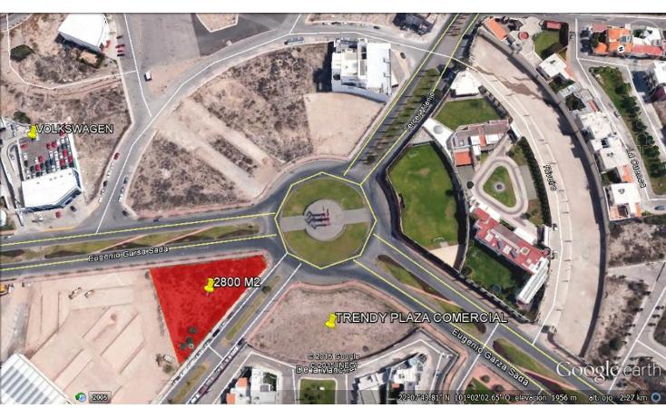 Foto de terreno comercial en venta en  , lomas del tecnológico, san luis potosí, san luis potosí, 1376891 No. 01