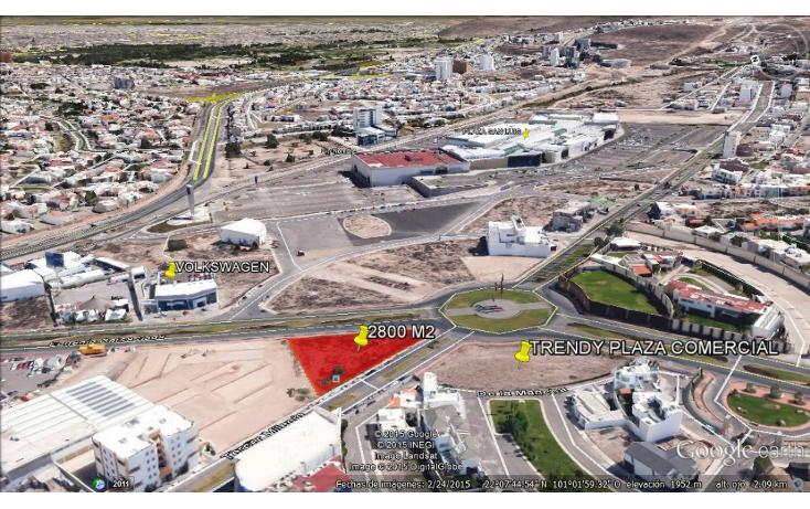 Foto de terreno comercial en venta en  , lomas del tecnológico, san luis potosí, san luis potosí, 1376891 No. 02