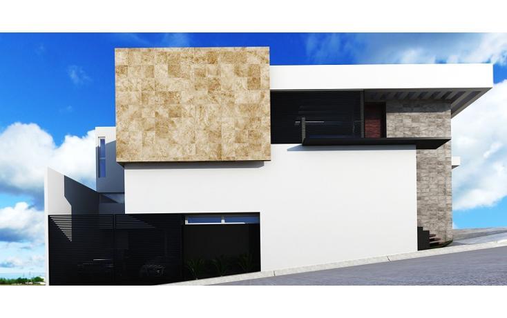 Foto de casa en venta en  , lomas del tecnológico, san luis potosí, san luis potosí, 1415011 No. 01