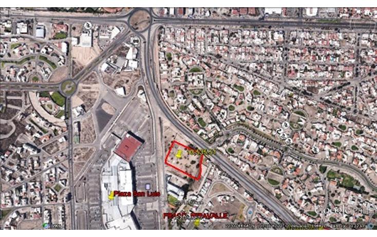 Foto de terreno habitacional en venta en  , lomas del tecnol?gico, san luis potos?, san luis potos?, 1459533 No. 01