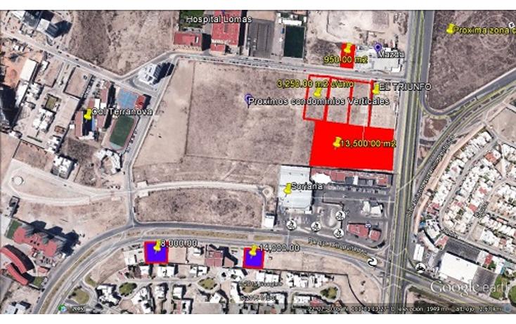 Foto de terreno comercial en venta en  , lomas del tecnológico, san luis potosí, san luis potosí, 1514994 No. 01
