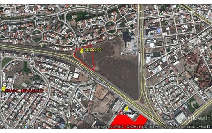 Foto de terreno comercial en venta en  , lomas del tecnológico, san luis potosí, san luis potosí, 1518351 No. 01