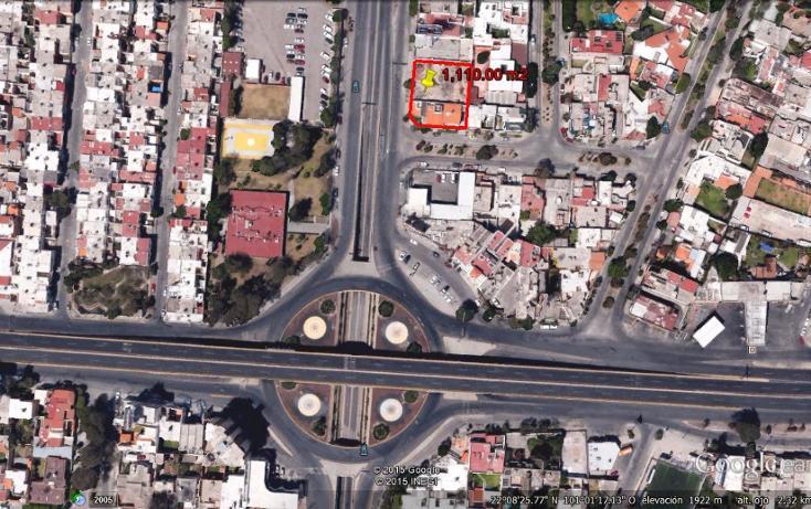 Foto de terreno comercial en venta en  , lomas del tecnológico, san luis potosí, san luis potosí, 1556698 No. 01