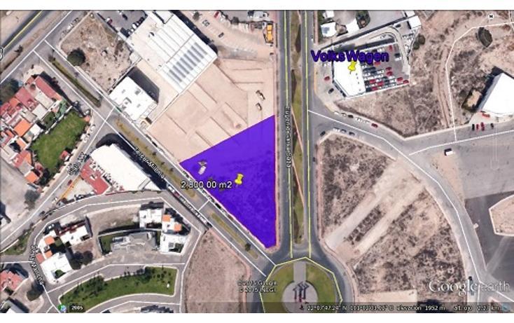 Foto de terreno habitacional en venta en  , lomas del tecnológico, san luis potosí, san luis potosí, 1579976 No. 01