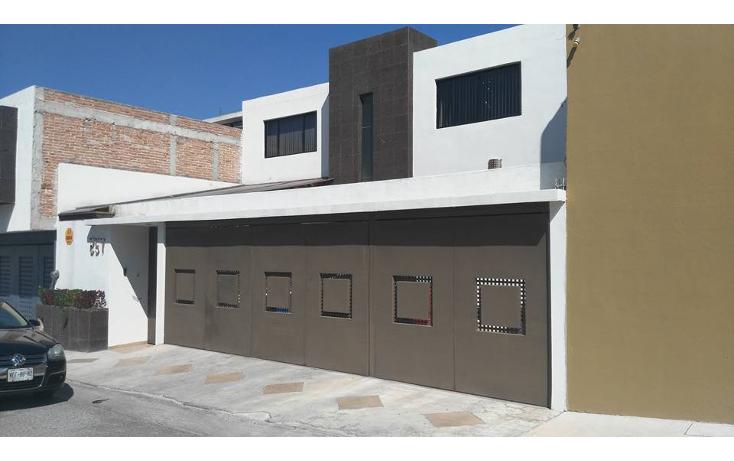 Foto de casa en venta en  , lomas del tecnológico, san luis potosí, san luis potosí, 1605866 No. 01
