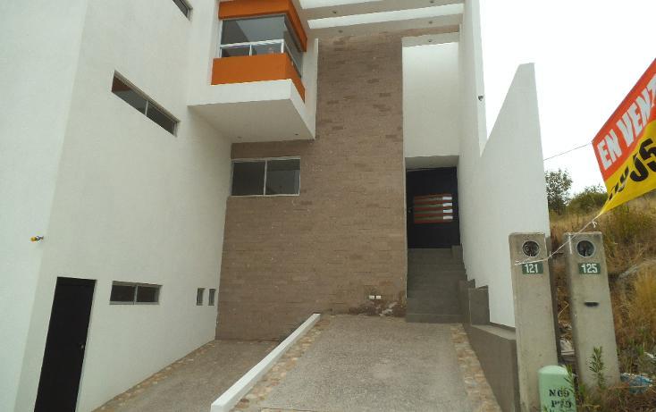Foto de casa en venta en  , lomas del tecnológico, san luis potosí, san luis potosí, 1631390 No. 01