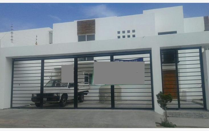 Foto de casa en venta en  , lomas del tecnológico, san luis potosí, san luis potosí, 1805728 No. 01
