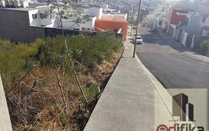 Foto de terreno habitacional en venta en  , lomas del tecnol?gico, san luis potos?, san luis potos?, 1816624 No. 05