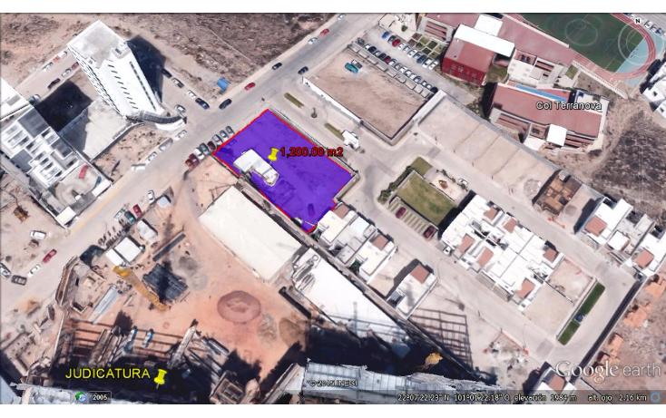 Foto de terreno habitacional en venta en  , lomas del tecnológico, san luis potosí, san luis potosí, 944187 No. 01