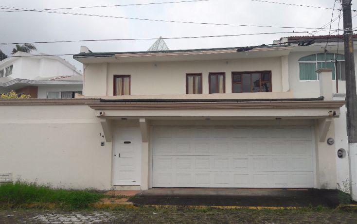 Foto de casa en renta en, lomas del tejar, xalapa, veracruz, 1861408 no 01