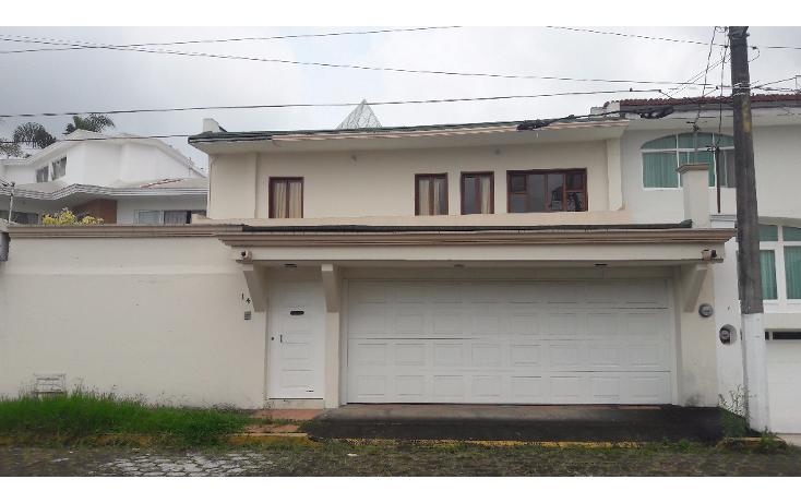 Foto de casa en renta en  , lomas del tejar, xalapa, veracruz de ignacio de la llave, 1861408 No. 01