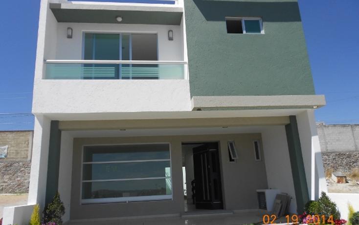 Foto de casa en venta en  , lomas del valle, puebla, puebla, 1102815 No. 01