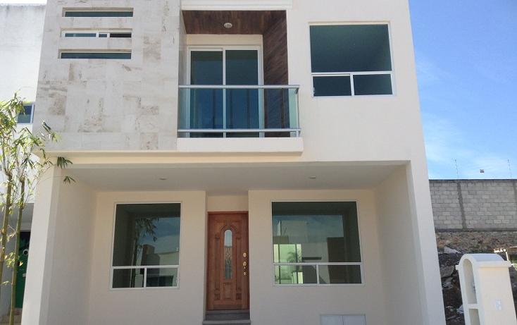 Foto de casa en venta en  , lomas del valle, puebla, puebla, 1737962 No. 01