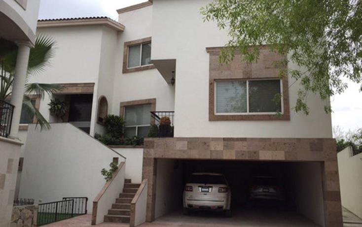 Foto de casa en venta en  , lomas del valle, san pedro garza garcía, nuevo león, 1139737 No. 01