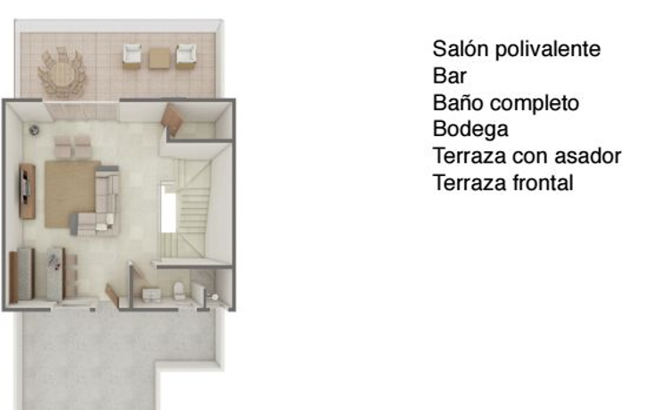Foto de casa en venta en  , lomas del valle, san pedro garza garc?a, nuevo le?n, 1448471 No. 06