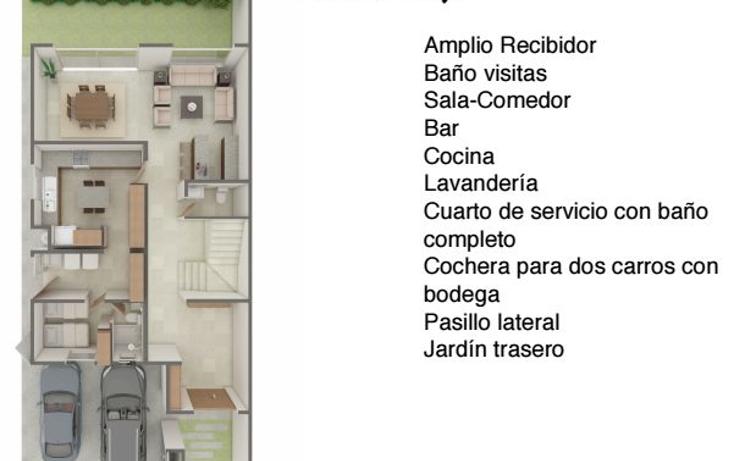 Foto de casa en venta en  , lomas del valle, san pedro garza garcía, nuevo león, 1448519 No. 04