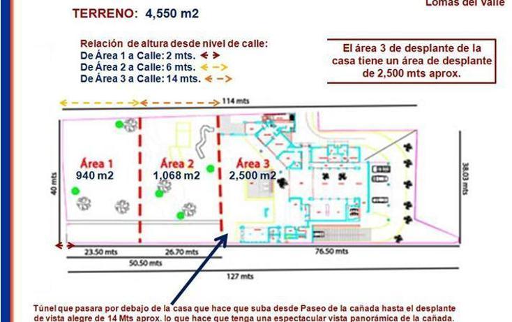 Foto de casa en venta en  , lomas del valle, zapopan, jalisco, 968165 No. 09