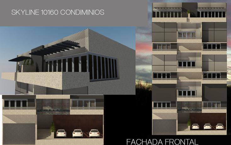 Foto de departamento en venta en  , lomas doctores (chapultepec doctores), tijuana, baja california, 1396281 No. 01