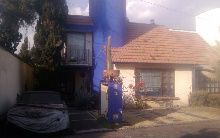 Foto de casa en venta en  , lomas estrella, iztapalapa, distrito federal, 1680688 No. 03