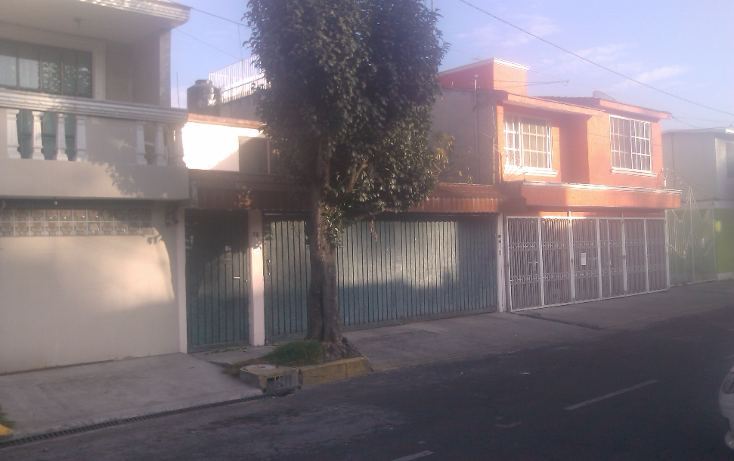 Foto de casa en venta en  , lomas estrella, iztapalapa, distrito federal, 1683810 No. 01
