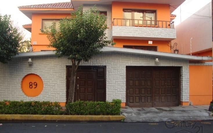 Foto de casa en venta en  , lomas estrella, iztapalapa, distrito federal, 1858600 No. 01