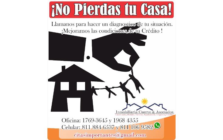 Foto de casa en venta en  , lomas i, general escobedo, nuevo le?n, 1864518 No. 03