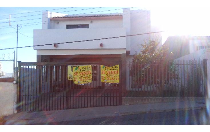 Foto de casa en venta en  , lomas los frailes, chihuahua, chihuahua, 1720350 No. 01
