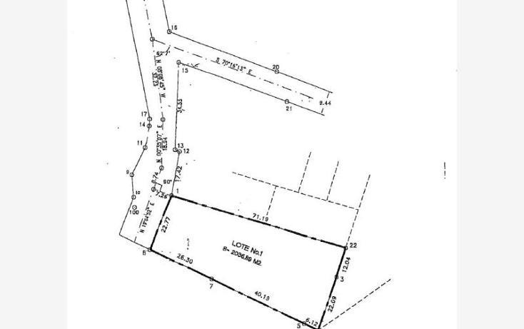Foto de terreno habitacional en venta en  , lomas misión, tijuana, baja california, 1572240 No. 04