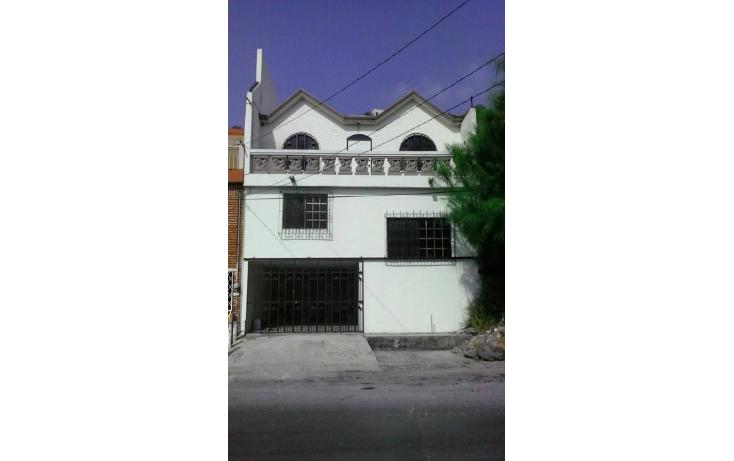 Foto de casa en venta en  , lomas modelo, monterrey, nuevo león, 1400911 No. 01