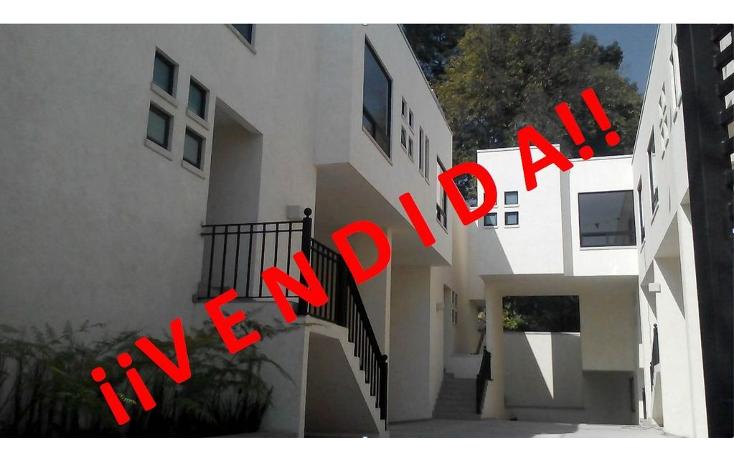 Foto de casa en venta en  , lomas quebradas, la magdalena contreras, distrito federal, 1121097 No. 01