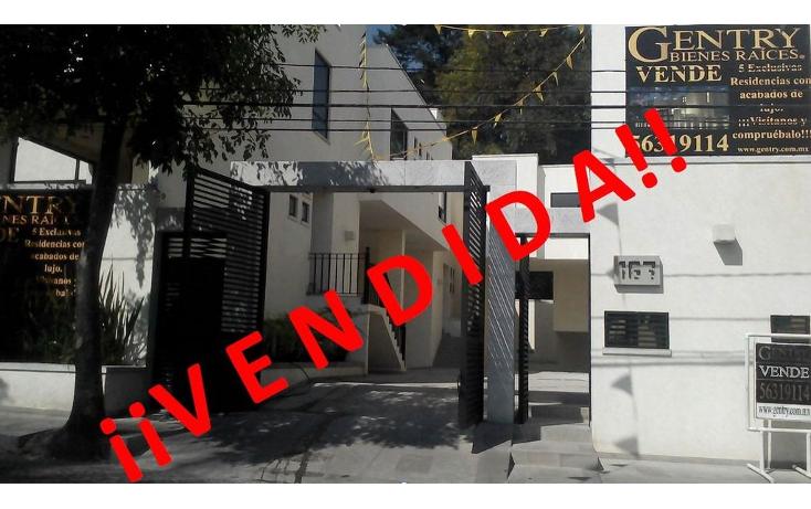 Foto de casa en venta en  , lomas quebradas, la magdalena contreras, distrito federal, 1142985 No. 01