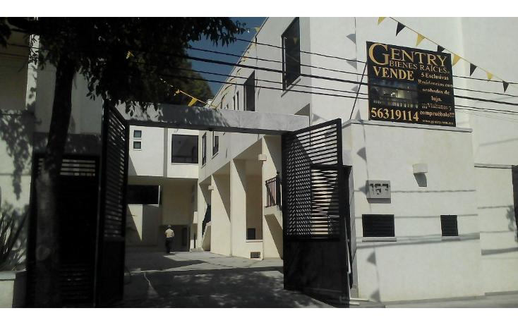 Foto de casa en venta en  , lomas quebradas, la magdalena contreras, distrito federal, 1161511 No. 01