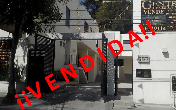 Foto de casa en venta en  , lomas quebradas, la magdalena contreras, distrito federal, 1177993 No. 01