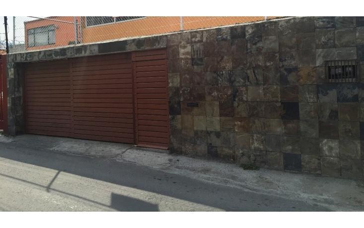 Foto de casa en venta en  , lomas quebradas, la magdalena contreras, distrito federal, 1858608 No. 01