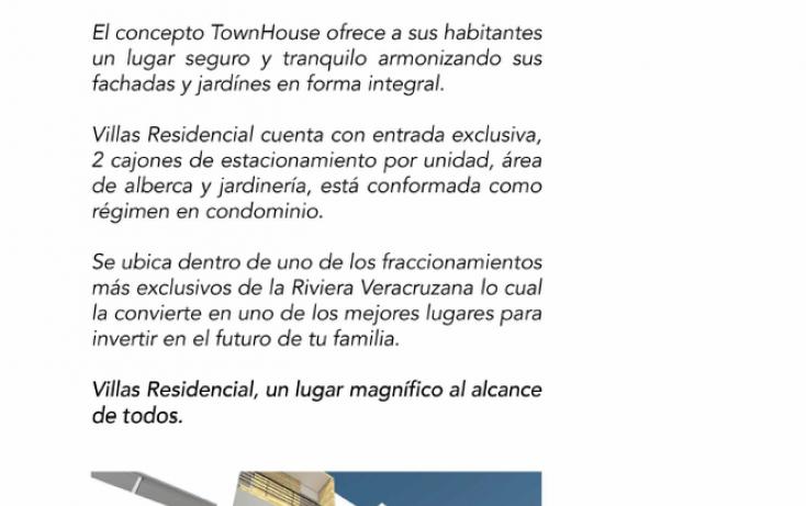 Foto de casa en venta en, lomas residencial, alvarado, veracruz, 1476143 no 04