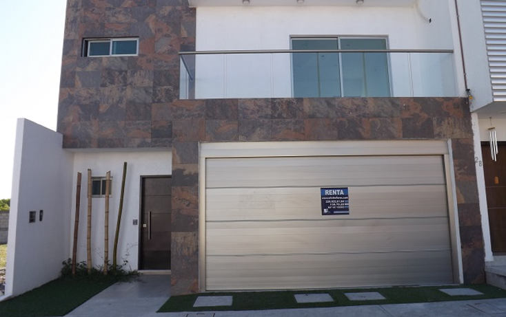 Foto de casa en renta en  , lomas residencial, alvarado, veracruz de ignacio de la llave, 1127569 No. 01