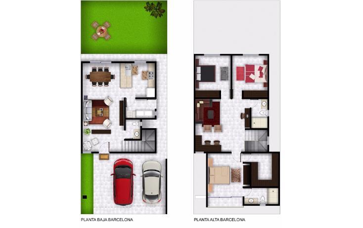 Foto de casa en venta en  , lomas residencial, alvarado, veracruz de ignacio de la llave, 1184213 No. 02