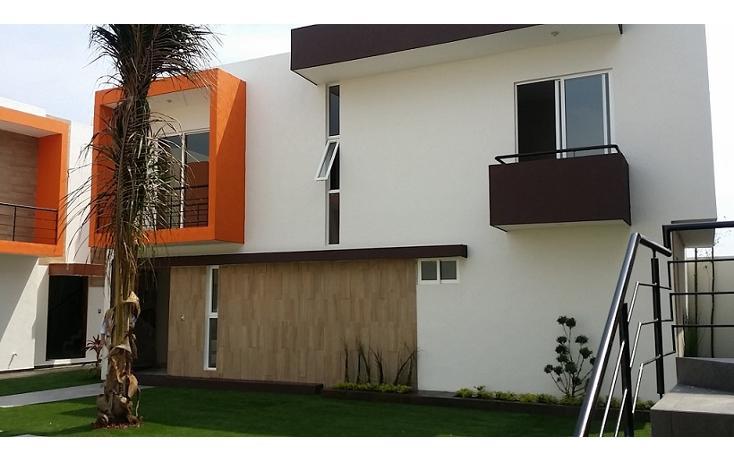 Foto de casa en venta en  , lomas residencial, alvarado, veracruz de ignacio de la llave, 1286117 No. 01