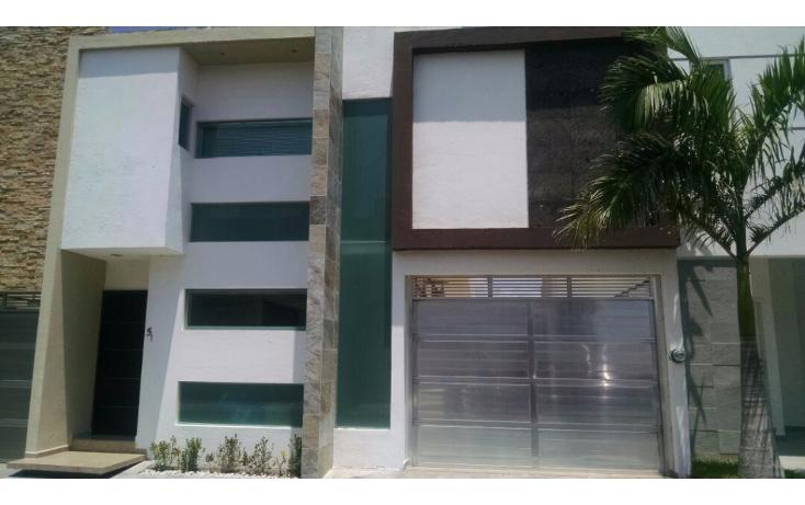 Foto de casa en renta en  , lomas residencial, alvarado, veracruz de ignacio de la llave, 1403445 No. 01