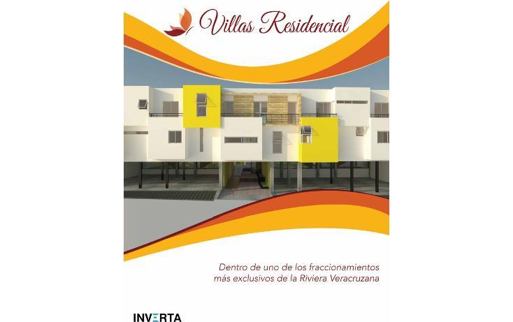 Foto de casa en venta en  , lomas residencial, alvarado, veracruz de ignacio de la llave, 1476143 No. 01