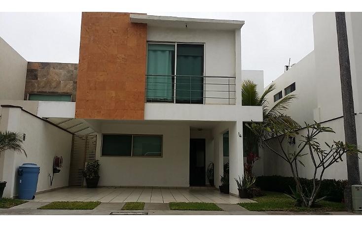 Foto de casa en venta en  , lomas residencial, alvarado, veracruz de ignacio de la llave, 1951448 No. 01