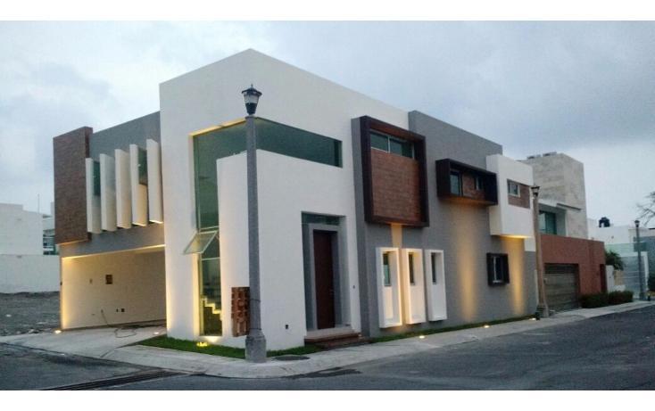 Foto de casa en venta en  , lomas residencial, alvarado, veracruz de ignacio de la llave, 1951500 No. 01