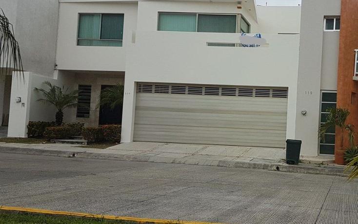 Foto de casa en renta en  , lomas residencial, alvarado, veracruz de ignacio de la llave, 4601646 No. 01