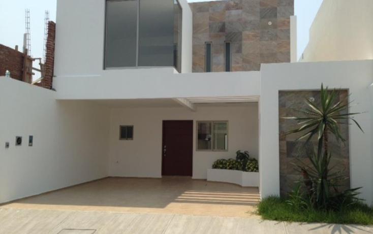 Foto de casa en venta en  , lomas residencial, alvarado, veracruz de ignacio de la llave, 816525 No. 01