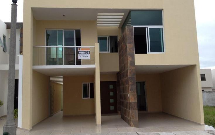 Foto de casa en venta en  , lomas residencial, alvarado, veracruz de ignacio de la llave, 953721 No. 01