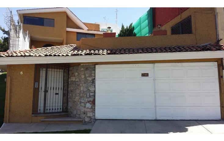 Foto de casa en venta en  , lomas san alfonso, puebla, puebla, 451166 No. 01