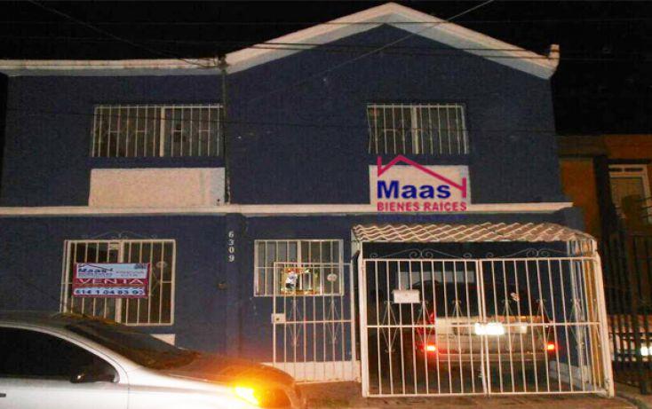 Foto de casa en venta en, lomas vallarta, chihuahua, chihuahua, 1666738 no 02