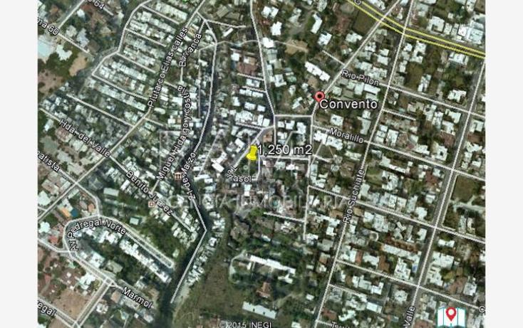 Foto de terreno habitacional en venta en  , lomas valle sector convento, san pedro garza garcía, nuevo león, 2028438 No. 01