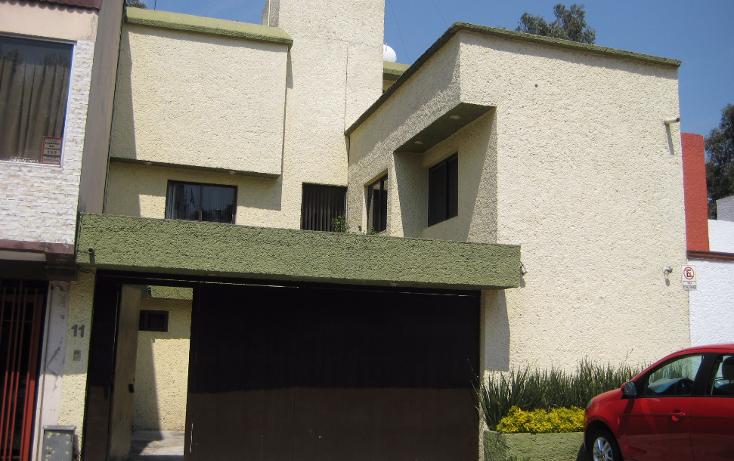 Foto de casa en venta en  , lomas verdes 3a sección, naucalpan de juárez, méxico, 1986102 No. 01